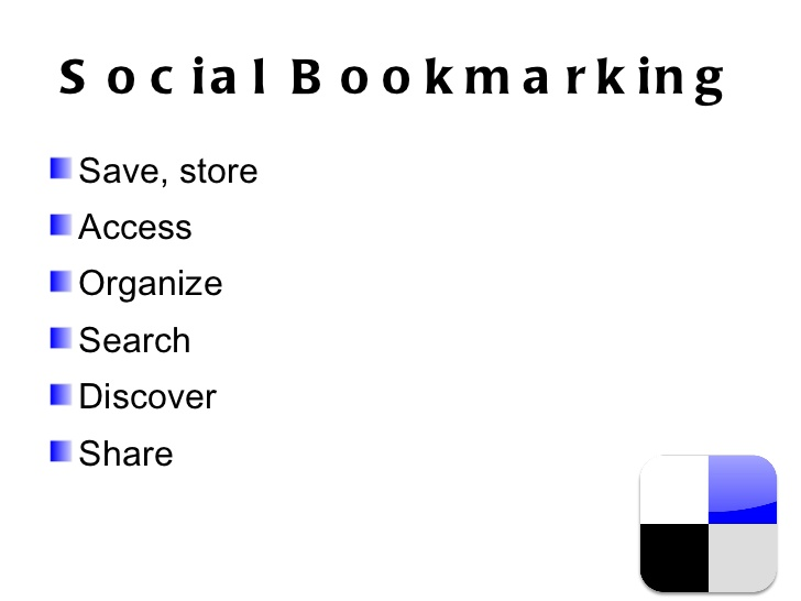 Social Bookmarking Introduction Video Tutorial Free