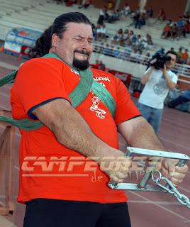 Alan Omar Garay en Aranjuez