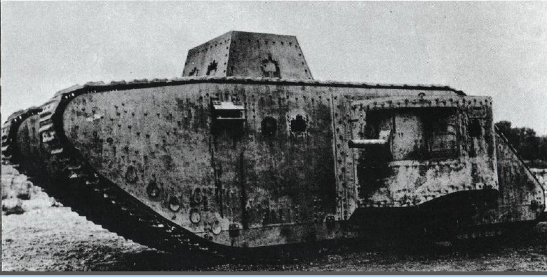 Early Panzers – German WWI tank development | For the Record