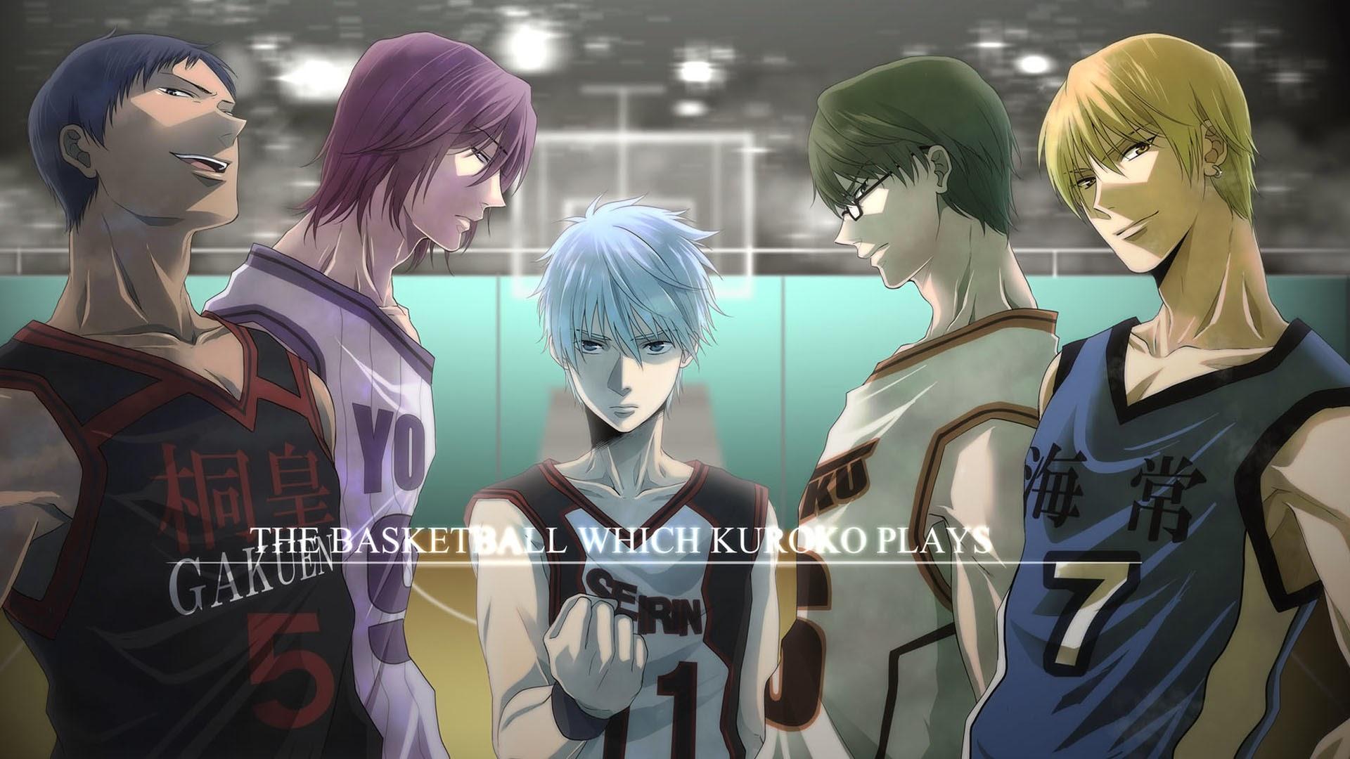 The Basketball Which Kuroko Plays A114 HD Wallpaper