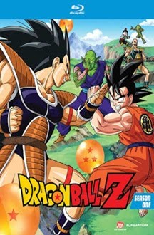 Dragon Ball Z Blu-Ray Full Hd 1080p Trial Áudio