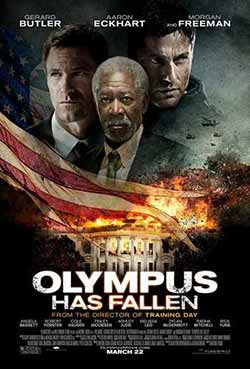 Olympus Has Fallen 2013 Hindi 300MB BluRay 480p