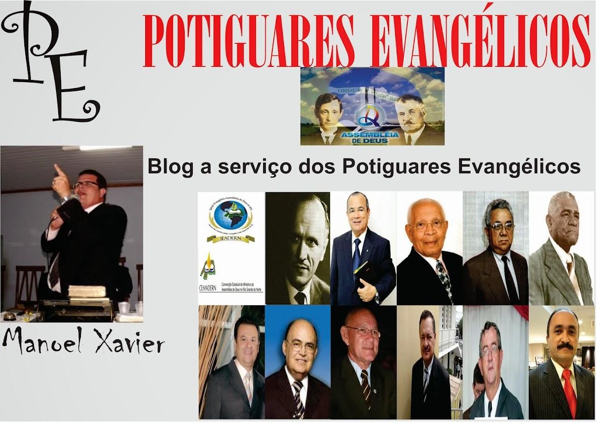 POTIGUARES EVANGÉLICOS