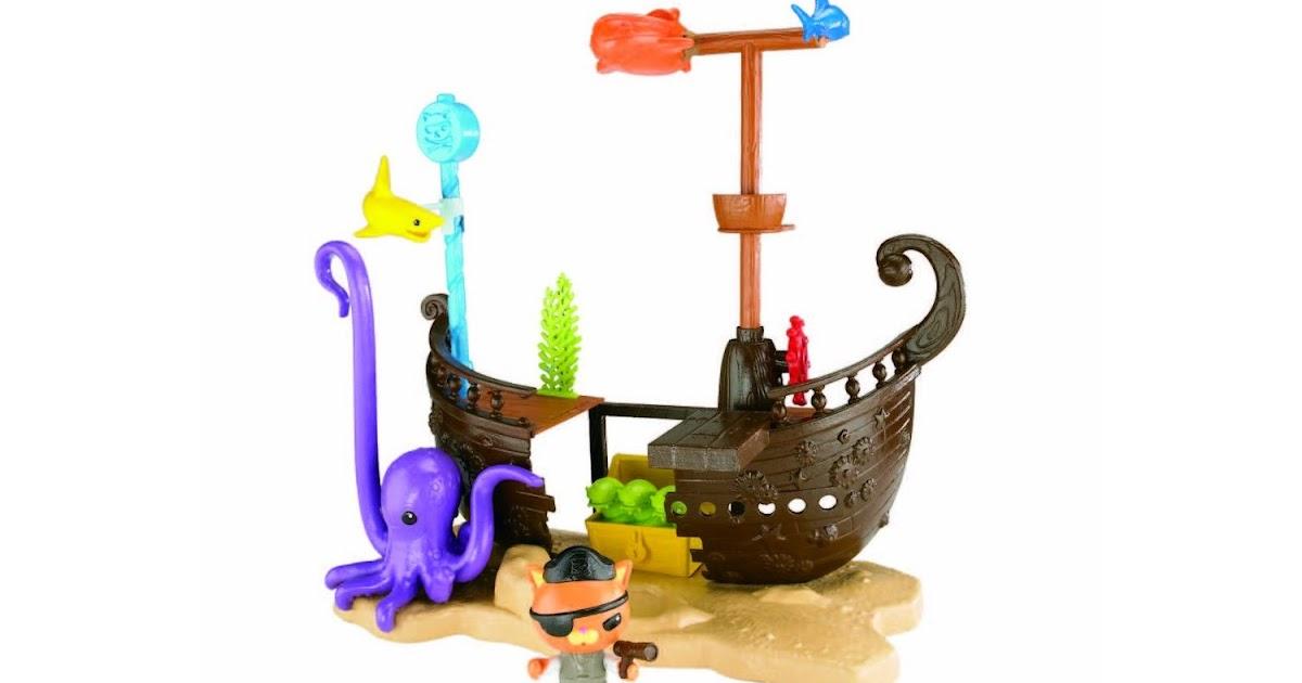 Best Octonauts Toys Kids : Best octonauts toys sale kwazii s shipwreck