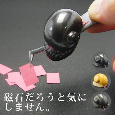 スケーリーフット・マグネットⅢ(ブラック)
