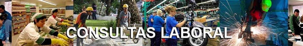 CONSULTAS LABORAL