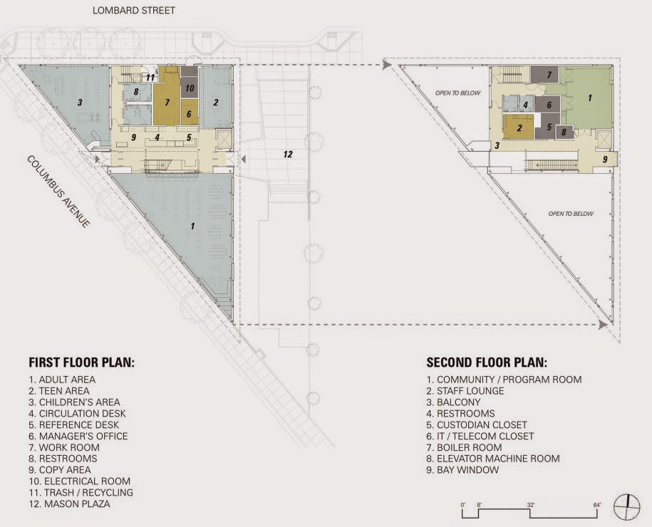 Connections triangular 2 House plans for triangular lots