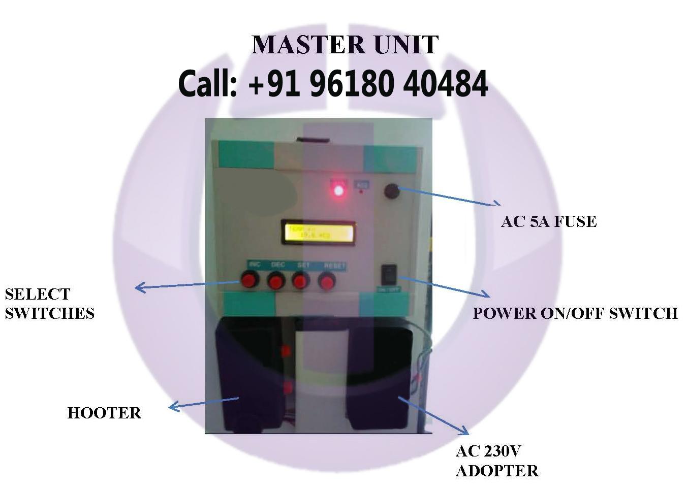 Server Room Temperature Monitor India