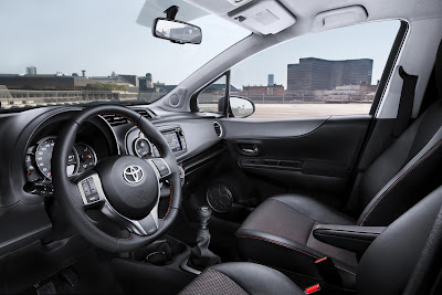 The new Toyota Yaris   Quality and efficiency packed into a new