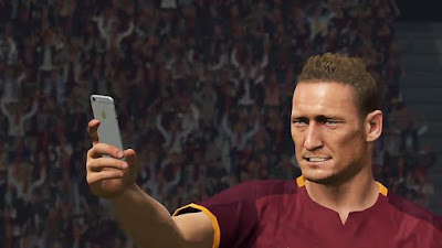 PES 2016 Gameplay by Harlock 3.3