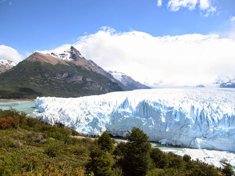 The Perito Moreno Glacier or Glaciar Perito Moreno is a glacier located in the Los Glaciares National Park in southwest Santa Cruz Province, Argentina.