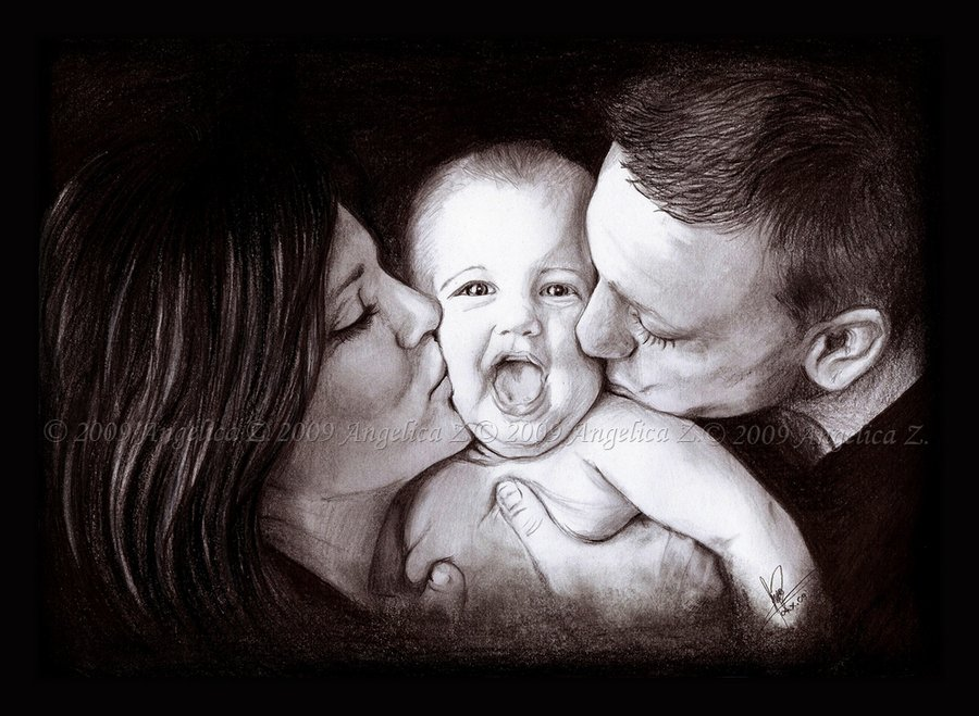 My image of ideal family