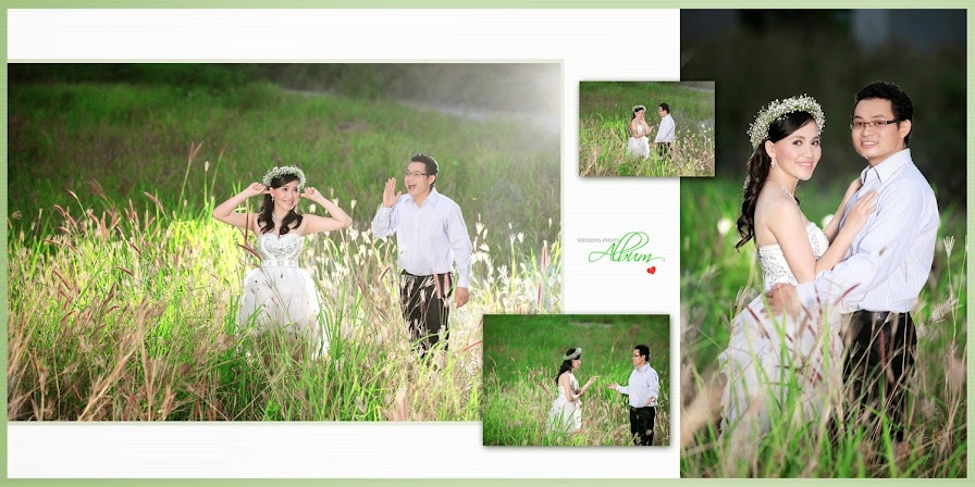 chụp hình cưới ngoại cảnh đẹp
