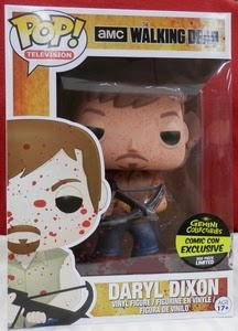 "9"" Daryl Dixon Blood Splattered [Gemini] Funko Pop!"