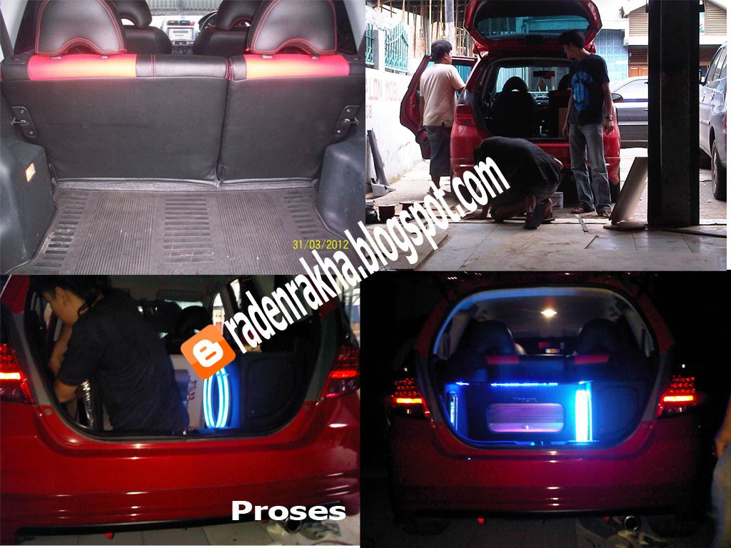 add-ons, stoplamp model mata lebah(Biasa diaplikasi di Honda Jazz