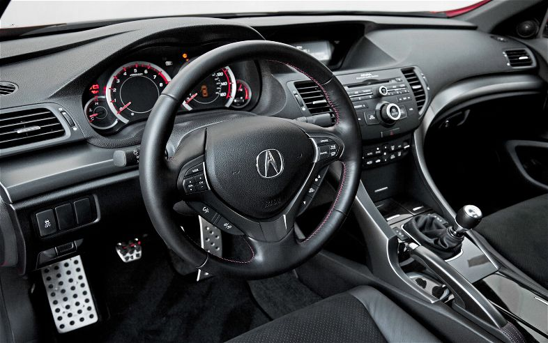 New Acura Tsx 2012 Se World Of Top Autos