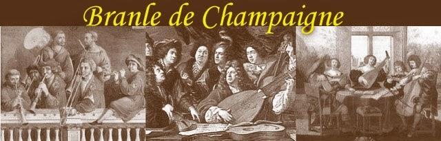 Branle de Champaigne