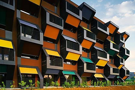The Pragmatist: Modular Apartment Buildings