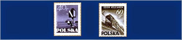 Polish Stamps 1954