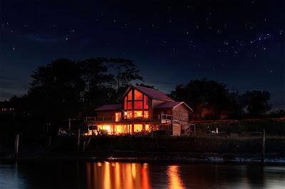 Haida Gwaii Sport fishing lodge - Escott Lodge