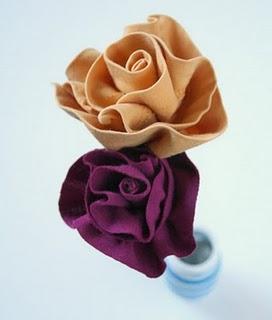 Rose con il Riciclo Creativo Magliette