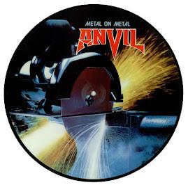 Anvil: Bildskiva