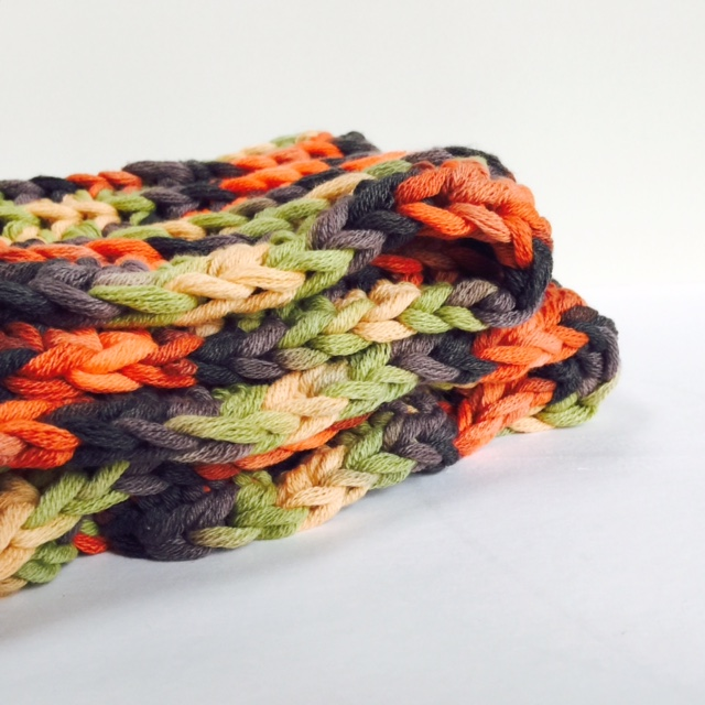 #scarf #crochet #infinity #tutorial