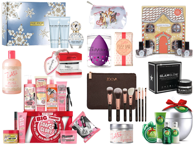 uk beauty blogger, wishlist, christmas beauty wishlist, beauty, makeup, review