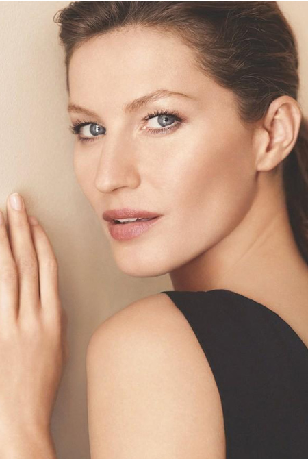 Gisele Bundchen for Chanel Beauty Campaign S/S 2013
