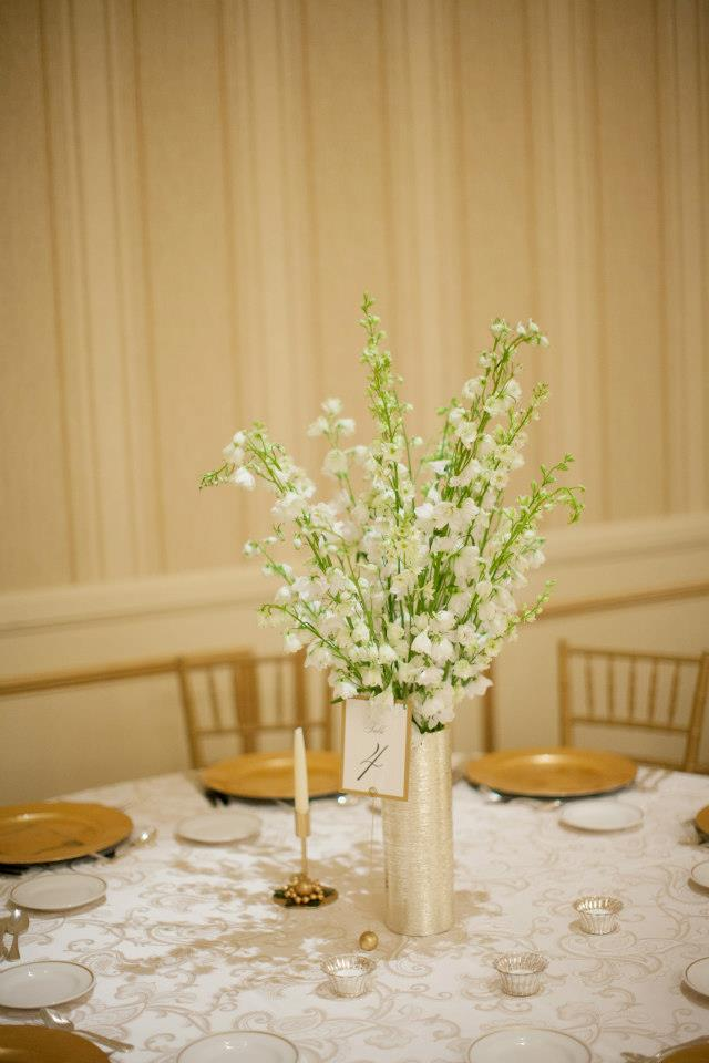Forget me not floral events saint paul hotel wedding