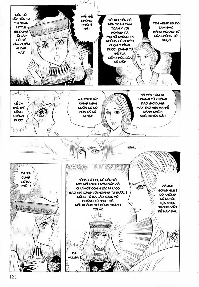 Nữ Hoàng Ai Cập-Ouke no Monshou chap 53 Trang 26 - Mangak.info