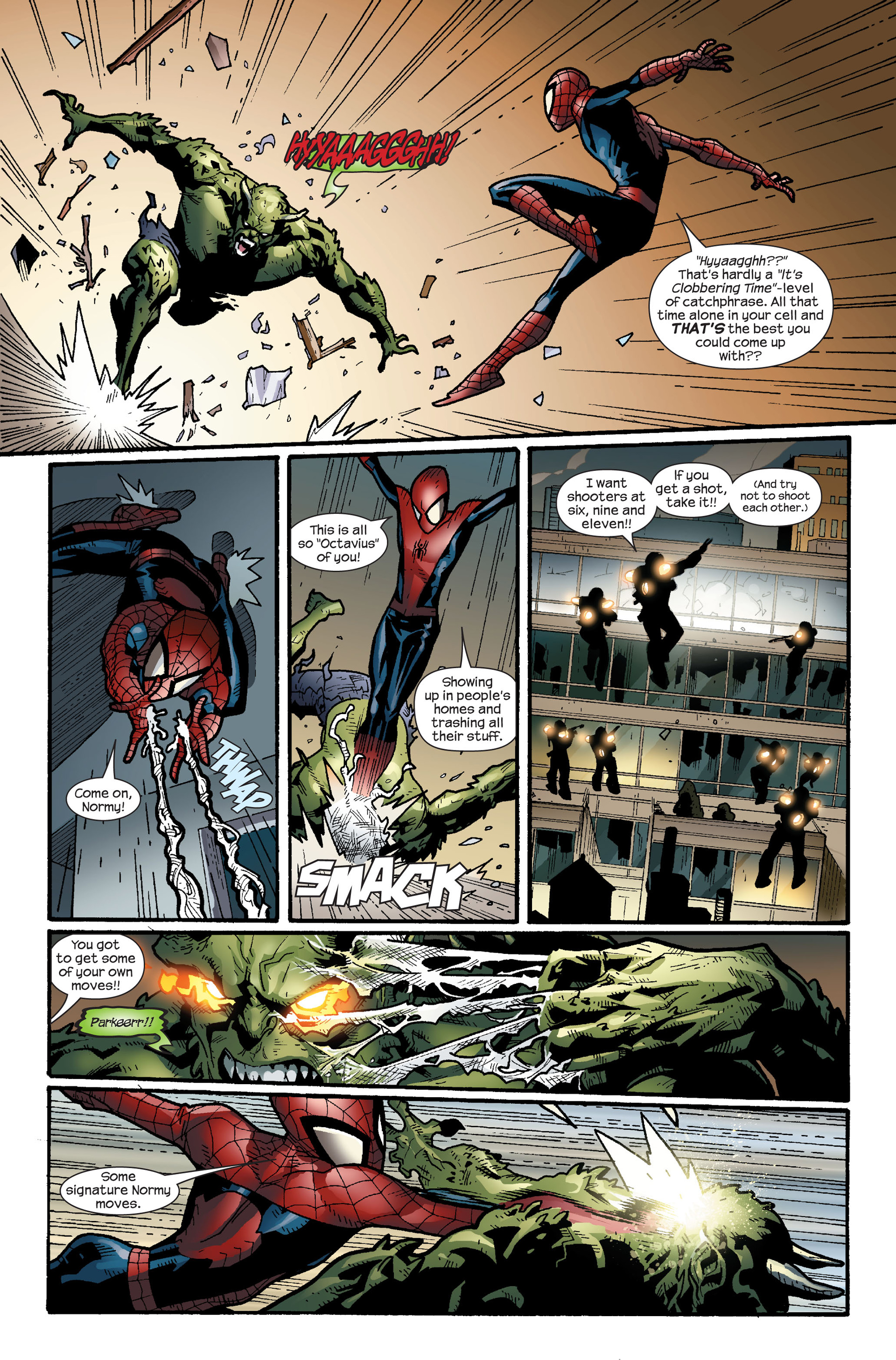 Ultimate Spider-Man (2000) Issue #115 #119 - English 17