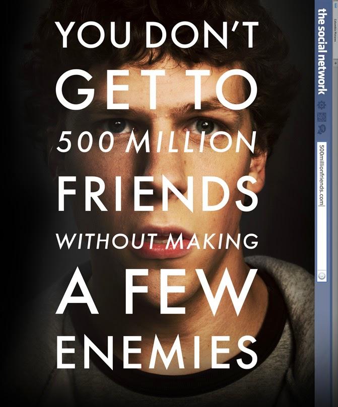 Biography, Drama, Jesse Eisenberg, Andrew Garfield, Justin Timberlake, ΤΑΙΝΙΕΣ