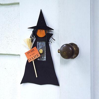Show Me Crafting Outdoor Halloween Decor Ideas Via Pinterest