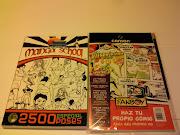 Pack 2: Block Fanboy para dibujar Manga, con plantillas, sugerencias para .