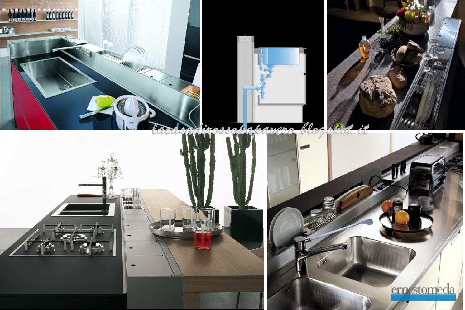 Canale attrezzato in cucina blog arredamento - Canale attrezzato valcucine ...