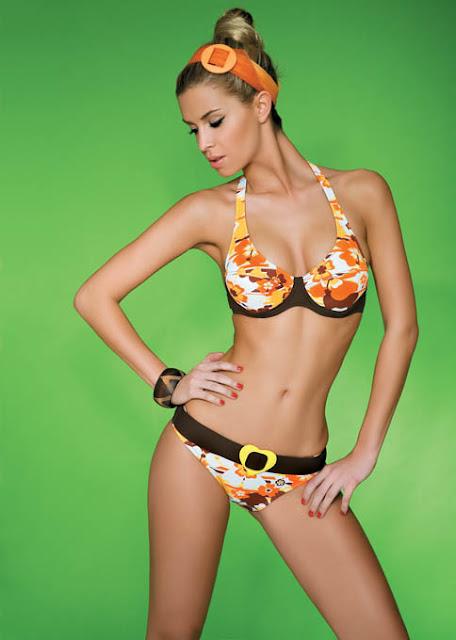 Hungary Model Regina Dukai