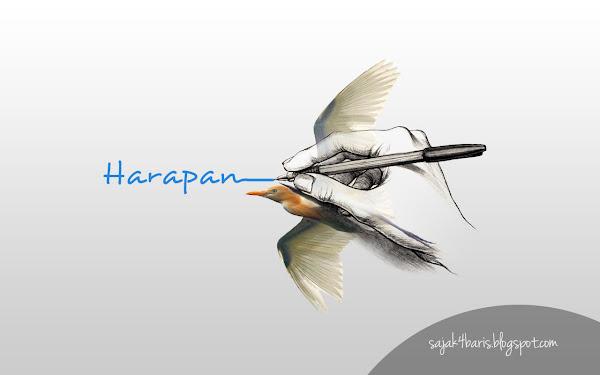 Sajak4baris-Harapan