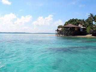 indonesia exotic island