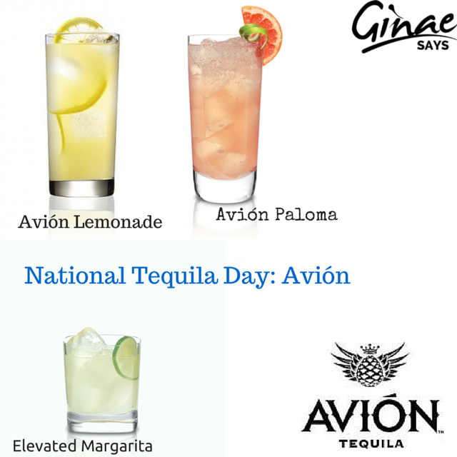 July 2015 ginae reviews for Avion tequila drink recipes