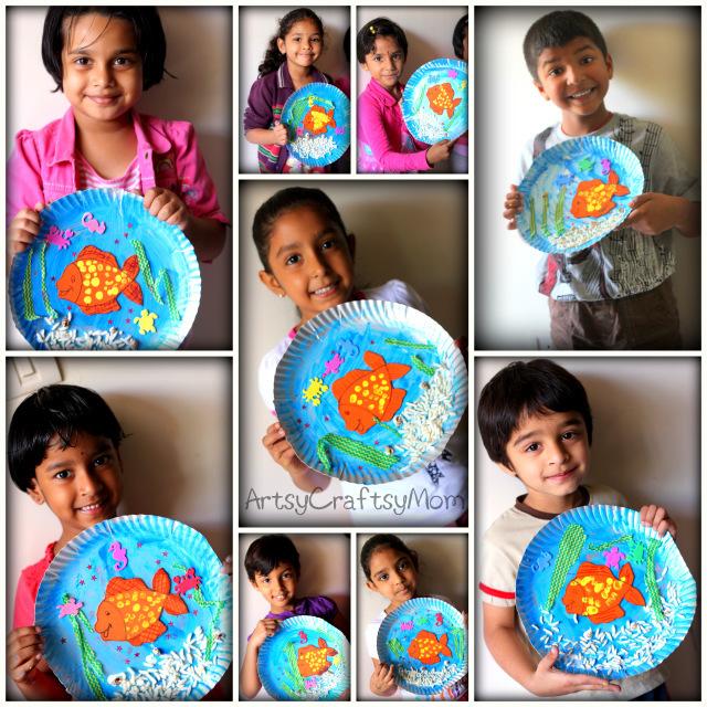 Craft Class3 Kids