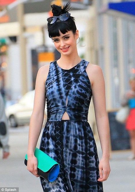 Krysten Ritter Is A Sex Doll, A Fashionwatchers Dream, An Idol For