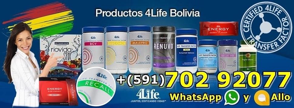 4Life Bolivia – Bienvenido al Negocio Perfecto