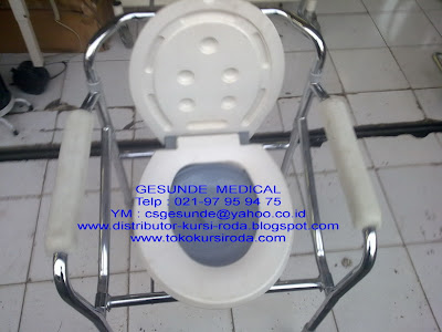 harga kursi toilet commode second