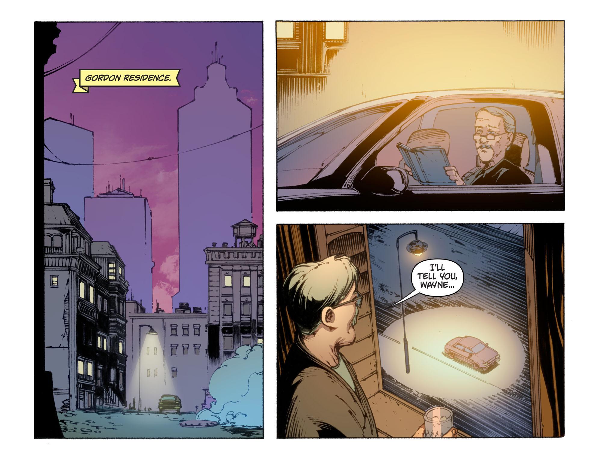 Batman: Arkham Knight [I] Issue #20 #22 - English 9
