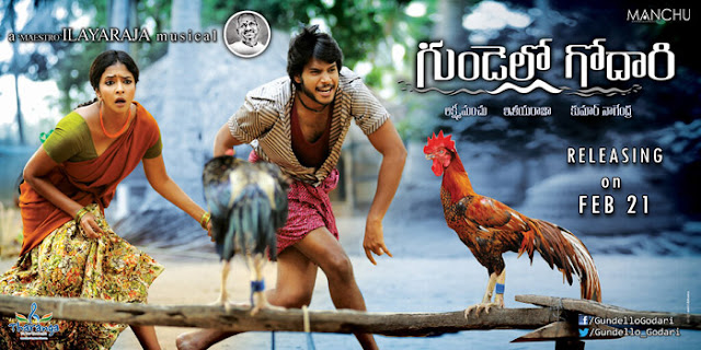 Gundello Godari Latest Release Date  Wallpapers