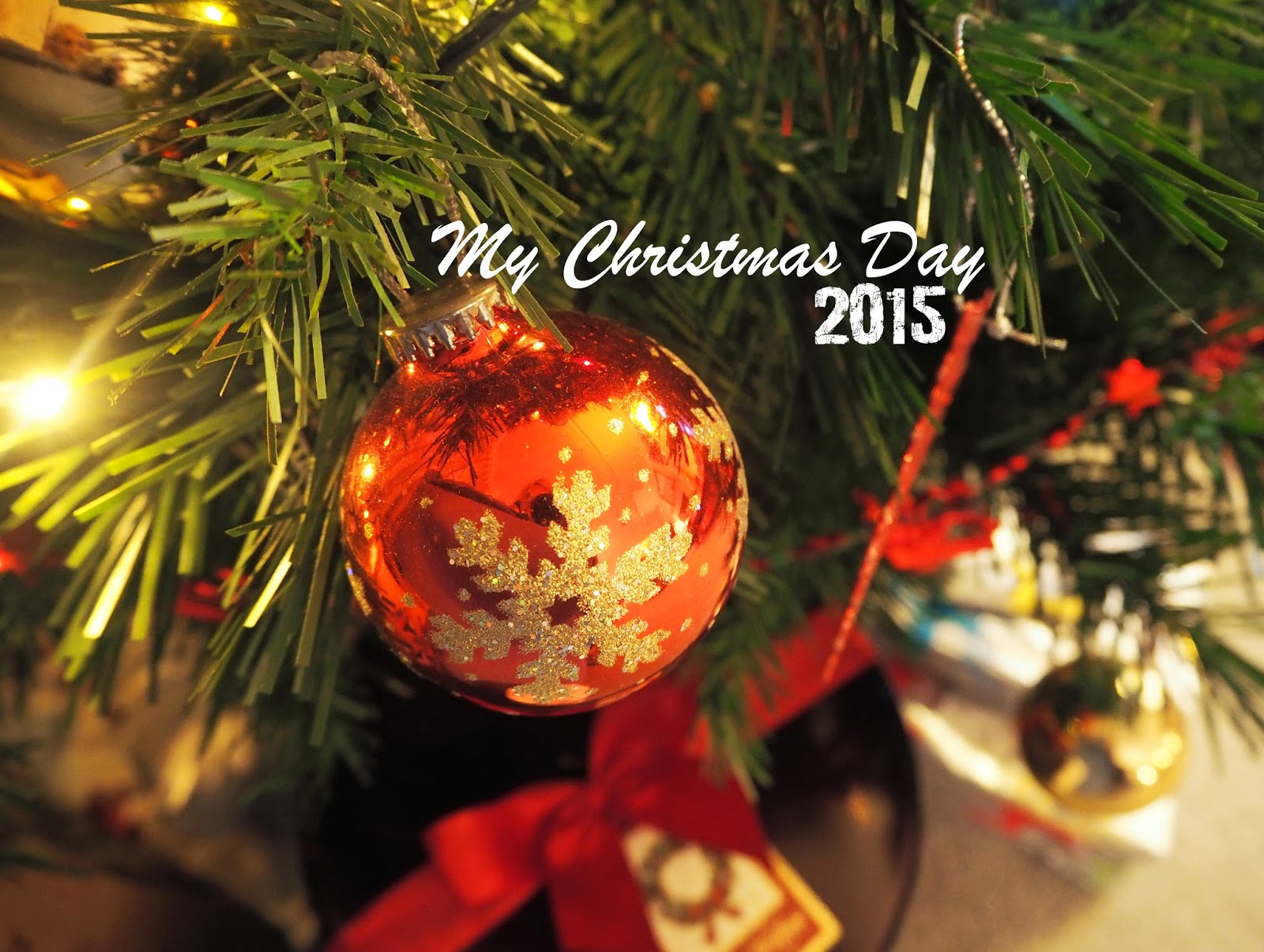 Christmas Day 2015 | Katie Kirk Loves