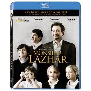 Monsieur Lazhar Blu Ray Release Date