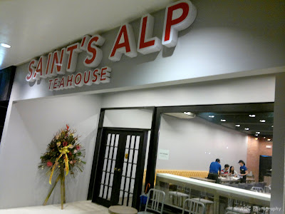 Saint's Alp Katipunan QC