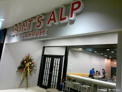 Saint's Alp Katipunan QC